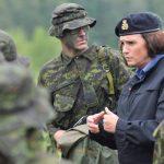 کینیڈین فوج میں جنسی حملوں میں 22 فیصد اضافہ