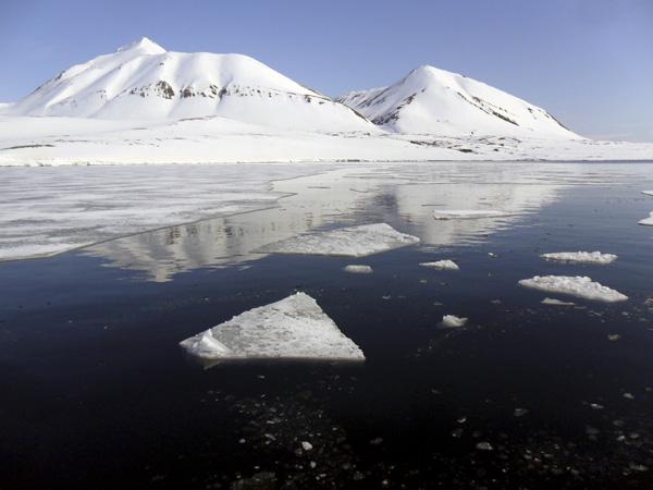 چینی سیاح قطب شمالی جانے میں سب سے آگے