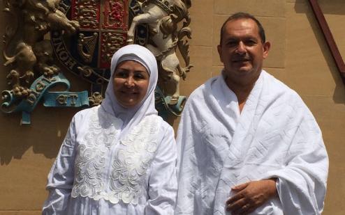 برطانوی سفیر کے قبول اسلام اور فریضہ حج کی ادائی کی خبر سوشل میڈیا پر چھائی رہی
