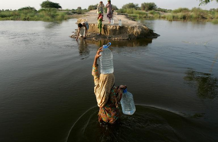 آبی جارحیت کی دھمکی، بھارتی اقدام پر سندھ بنجر ہو جائیگا