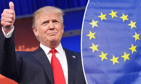 ٹرمپ کے بیانات سے یورپ خوفزدہ