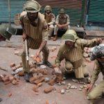 کشمیر میں جاری آپریشن توڑ پھوڑ