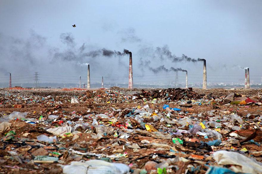 دنیا کے 90 فیصد افراد آلودہ فضا میں جینے پر مجبور