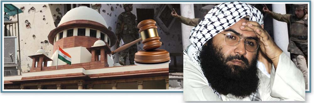 پٹھان کوٹ حملے میں مسعود اظہر پر فرد جرم عاید