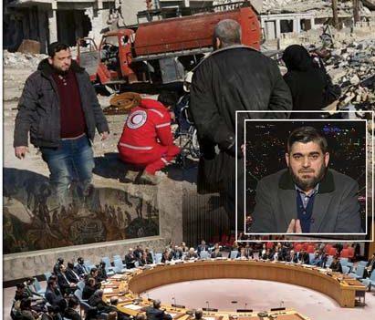 ایران روس سمجھوتاقبول نہیں،شامی اپوزیشن