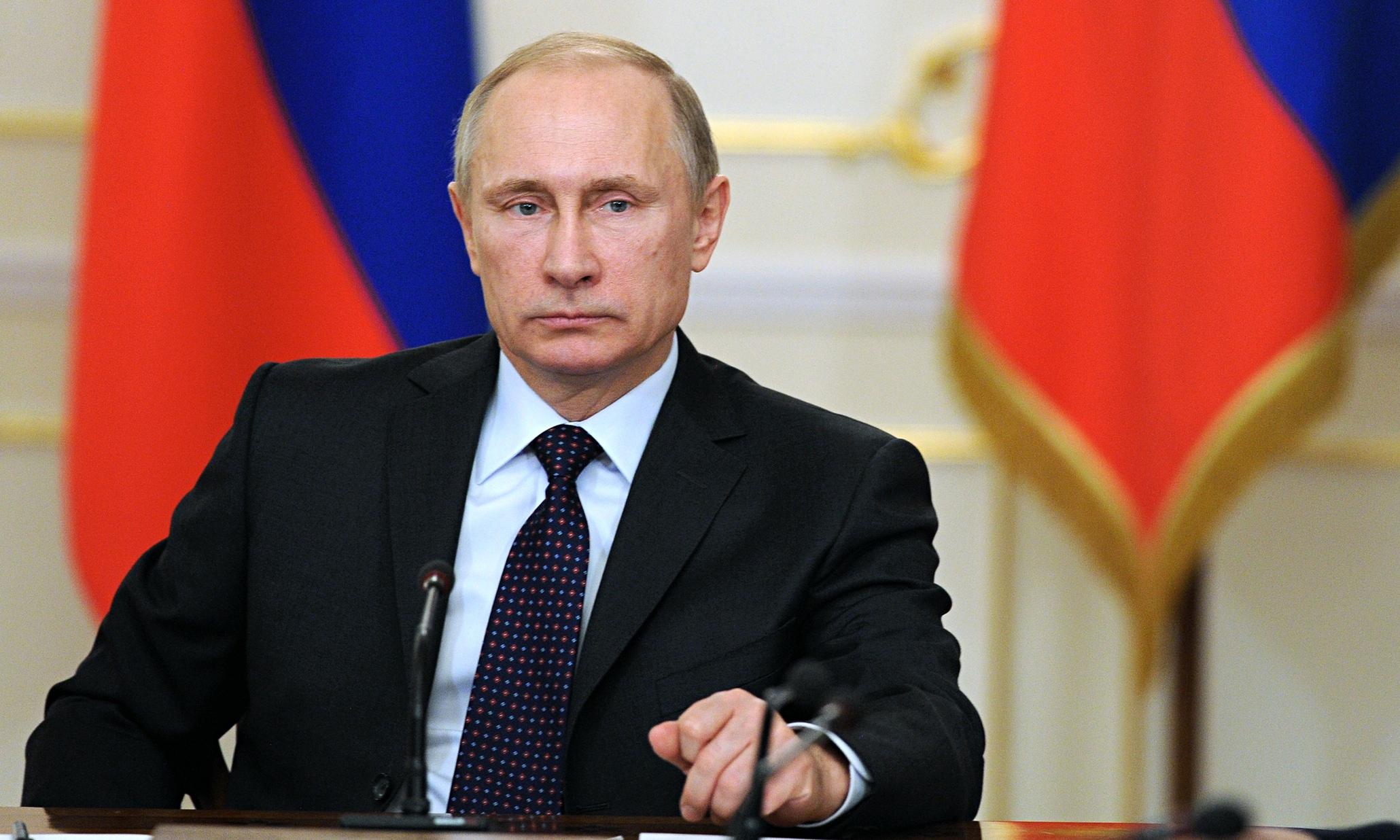 امریکا یورپ میں میزائل نظام نصب کرے گا تو روس بھی ایسا کرے گا، پوتین