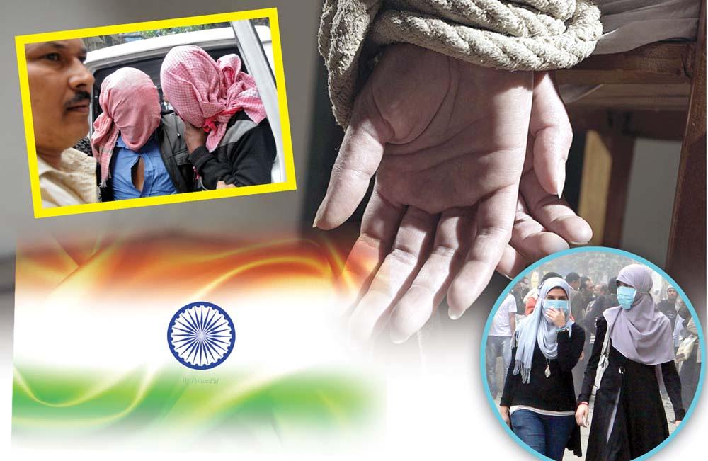 مسلمان لڑکیوں کوجبری ہندوبنایاجانے لگا