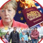 برطانوی باشندے شہریت کے لیے کوشاں،مسلم تارکین حملوں کی زد میں