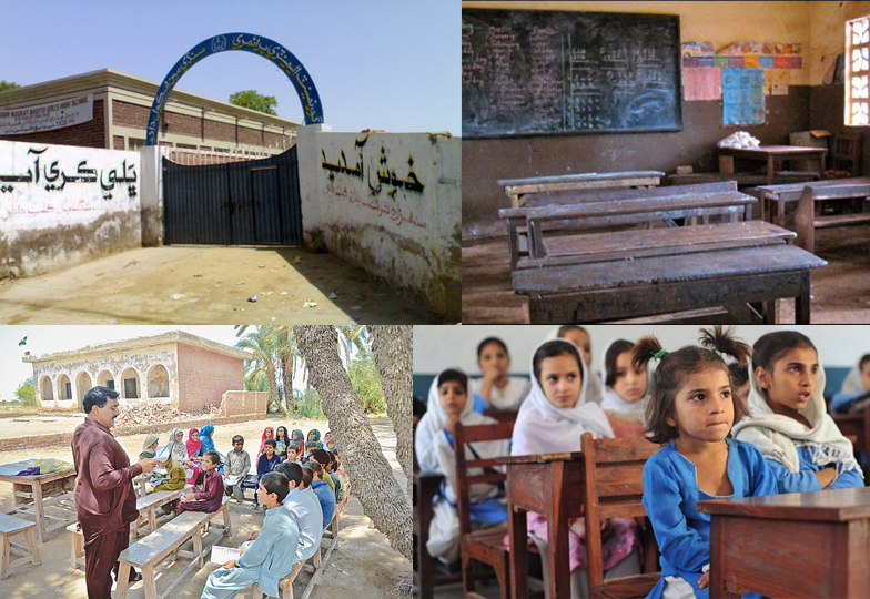 سندھ کے 95 فیصدسرکاری اسکول پانی سے محروم