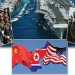 امریکا چین کا میدان جنگ شمالی کوریابنے گا ۔۔؟؟