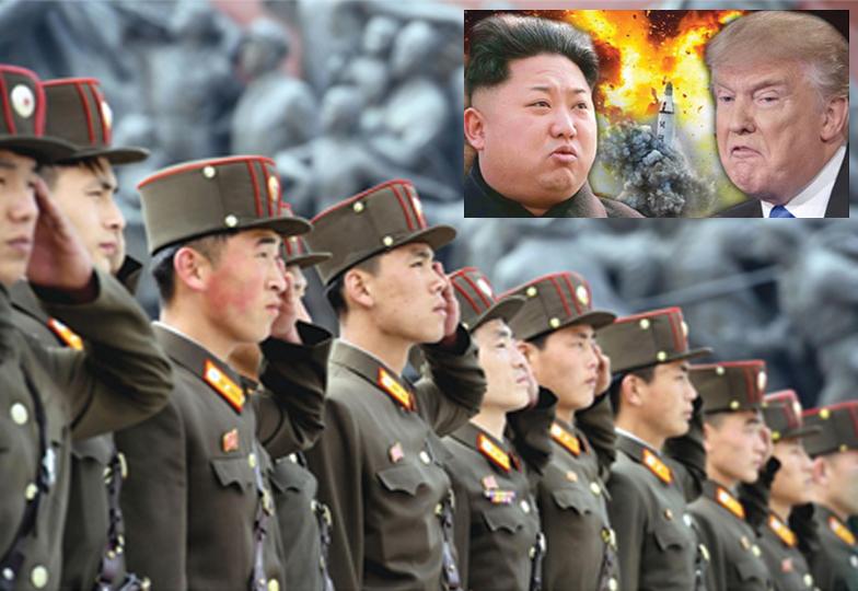 شمالی کوریا امریکی تنازع' ٹرمپ نے جنوبی کوریا سے امریکی شہریوں کی واپسی کاحکم دیدیا