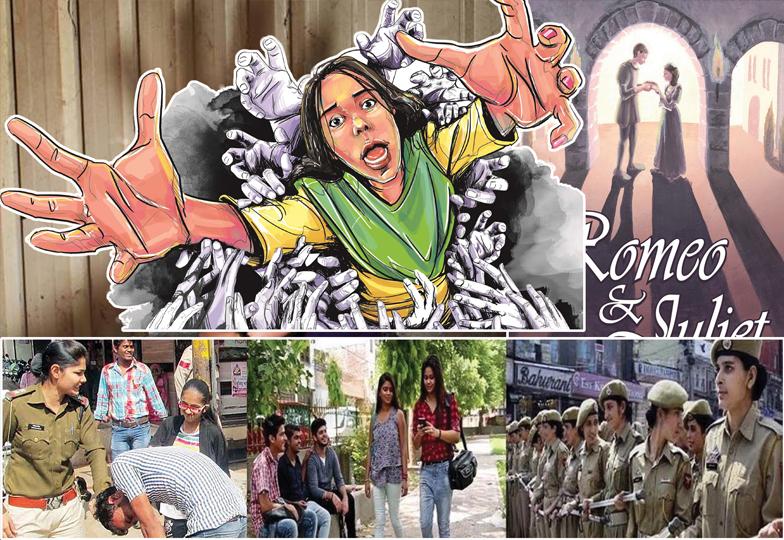 بھارت میں خواتین پرجنسی حملے اینٹی رومیواسکواڈقائم ،مسئلے پر قابو پایا جاسکے گا؟؟
