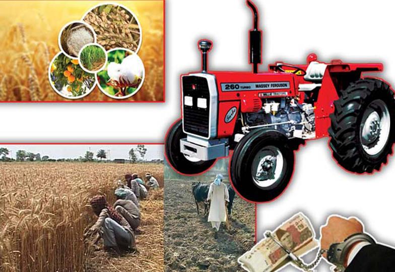 ڈیڑھ ارب روپے کا گھپلا ٹریکٹر اسکینڈل میں ڈیل ہوگی یا سزا ۔۔۔؟؟