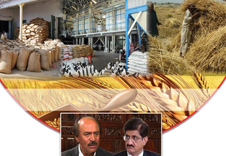 گندم کی خریداری، ہر مرحلہ میں کرپشن، حکومت سندھ خاموش تماشائی بن گئی