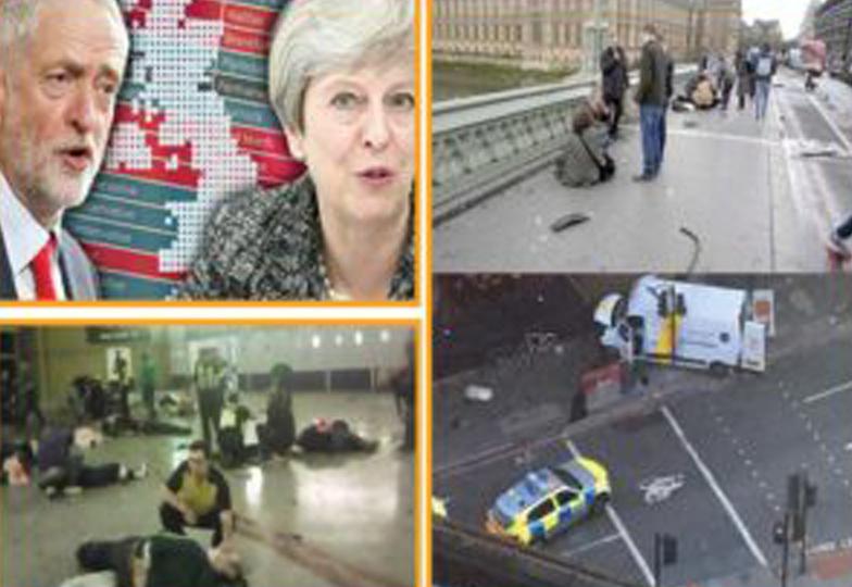 برطانیہ میں قبل ا ز وقت انتخابات تھریسا مے کے تدبر کاامتحان