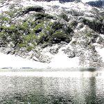دیر اور سوات کی سرحد پر واقع خوبصورت ''سیدگئی جھیل''
