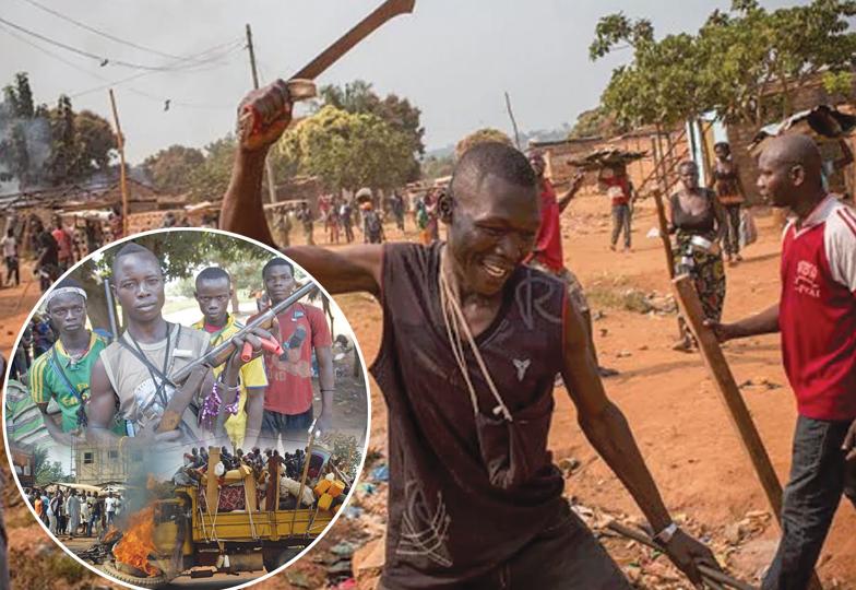 افریقا میں عیسائیوں کی جانب سے مسلمانوں کاقتل عام۔۔ مغربی میڈیا کوسانپ سونگھ گیا