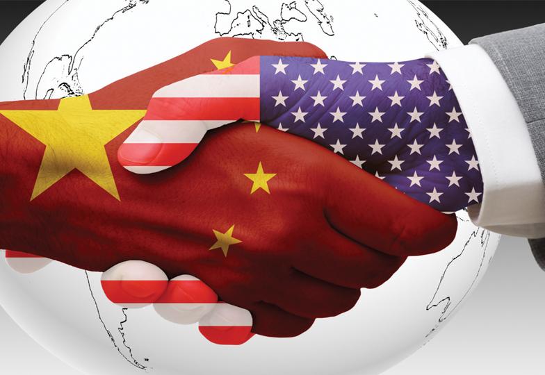امریکا اورچین تجارتی خسارے پر کنٹرول کیلئے اقدامات پر متفق ہوگئے
