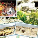 ایران میں غاروں والا گاؤں…میمند