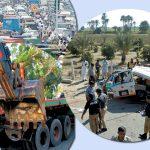 پاکستان میں ٹریفک حادثات کے سبب 'قومی خزانے کو سالانہ 100 ارب روپے کانقصان