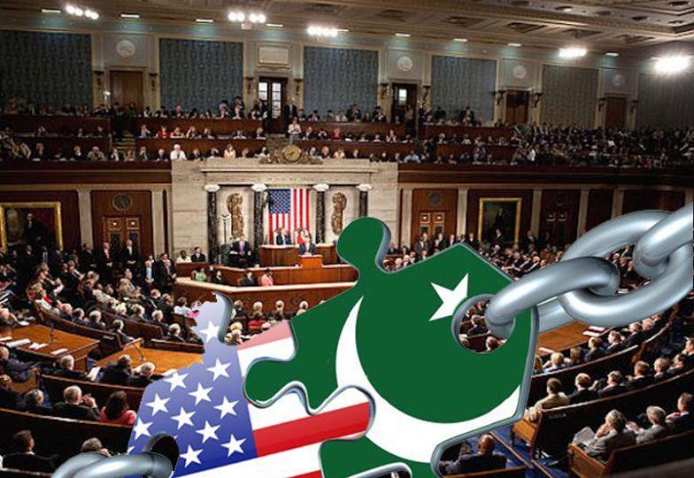 امریکی سینیٹ میں پاکستان کے ساتھ لالچ اور دباؤ کی دہری پالیسی کی تجویز