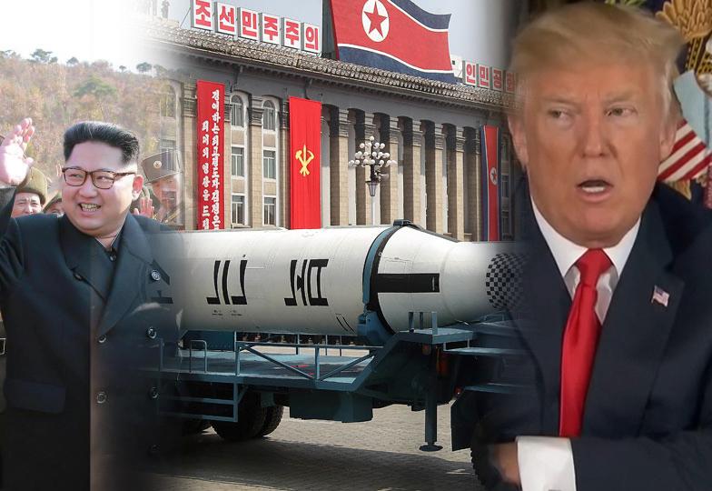 امریکا اورشمالی کوریا کاتنازع عالمی جنگ کانقطہ آغاز ثابت ہوسکتاہے