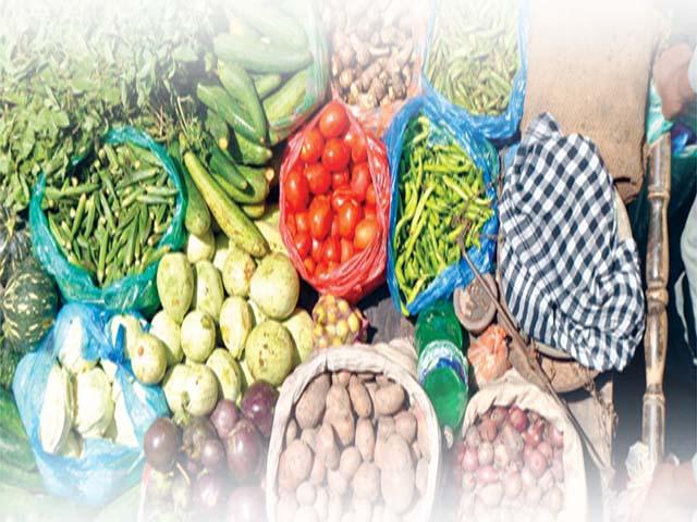 پھل اور سبزیوں کی برآمدات میں نمایاں کمی