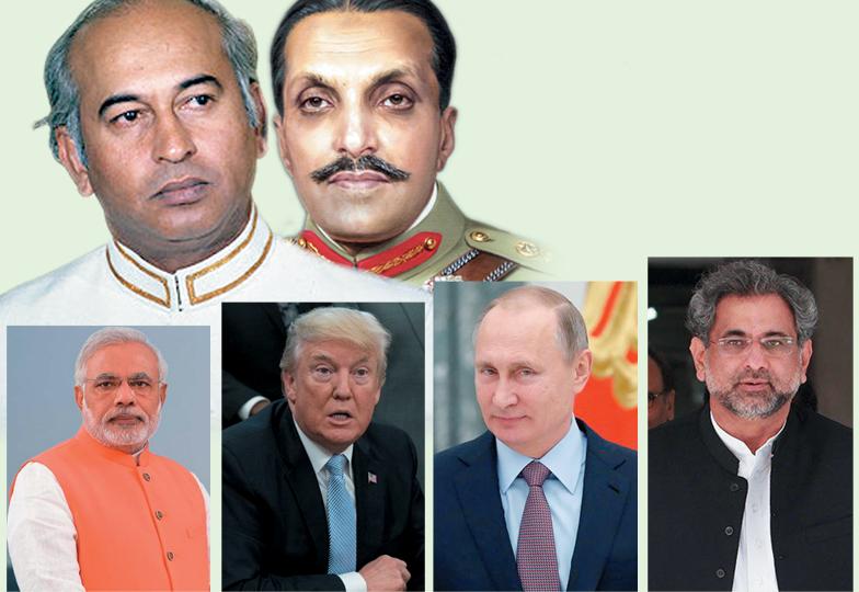 پاک روس تعاون ،عروج کی نئی بلندیوں نے امریکا کوبوکھلا کر رکھ دیا