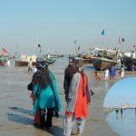 کراچی کا مضافاتی قلعہ رتوکوٹ، جو ڈوبنے کے قریب ہے