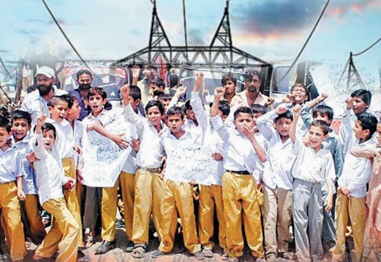 کے الیکٹرک کے ہاتھوں کراچی کے 50 فیصد سے زیادہ اسکولوں بجلی سے محروم'طلبہ اذیت کاشکار!