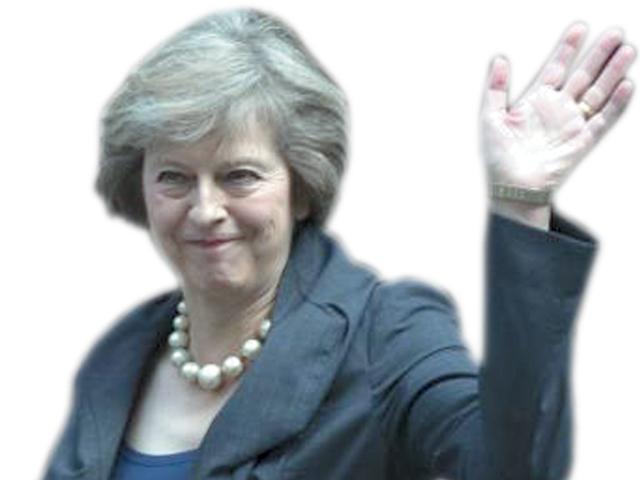بریگزٹ برطانوی وزیر اعظم تھریسا مے کے گلے کی ہڈی بن گیا