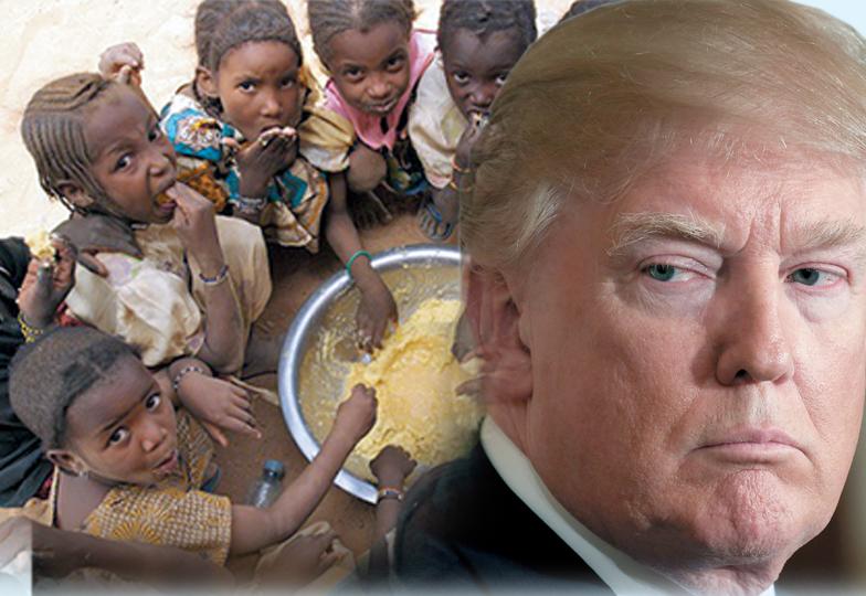 سپر پاور امریکا کے 20فیصد بچے غذا سے محروم 'بھارت میں غربت کی سطح تشویشناک