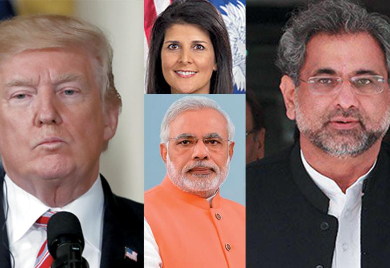امریکا پاکستان پر نظر رکھنے کے لیے بھارت کو استعمال کرے گا
