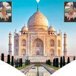 فرقہ پرست ہندومحبت کی نشانی تاج محل کے درپے