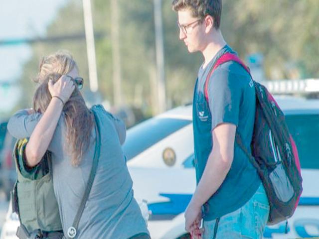 امریکی معاشرے میں انتہاء پسندی کارحجان،اسکول بھی محفوظ نہیں