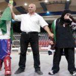 پہلی سعودی خاتون باکسر نے عالمی مقابلہ جیت لیا