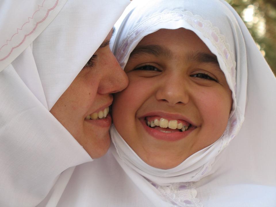 بیٹی اللہ کی رحمت