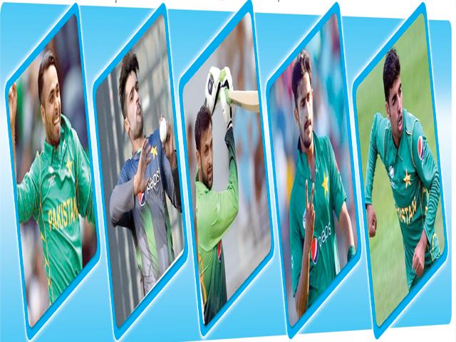 آئی پی ایل کے 5 پسندیدہ پاکستانی کھلاڑی