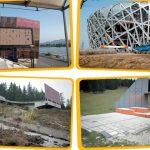 ڈراؤنی فلموں کا منظر پیش کرنے والے اولمپک اسٹیڈیم