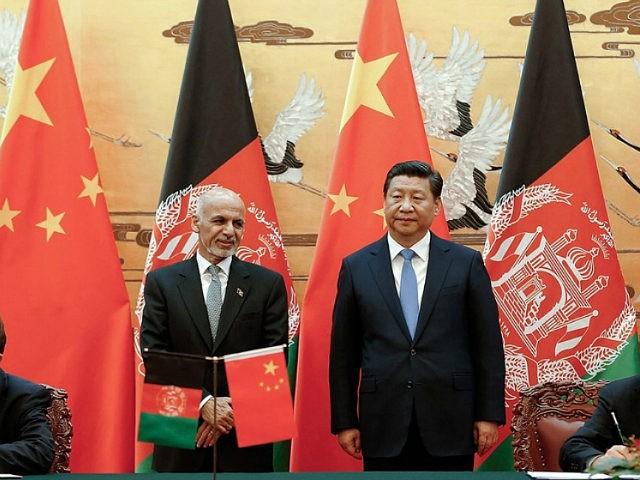 چین افغانستان میں فوجی اڈا تعمیر کرے گا،بات چیت کا عمل جاری