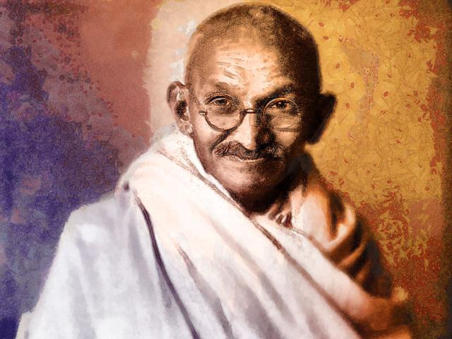 گاندھی کی پُراسرار موت