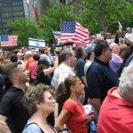 واشنگٹن میں ویٹیکن کے سفارت خانے کے باہر20 سال سے احتجاج