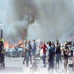 ننگرہار ،خودکش دھماکے میں ہلاکتوں کی تعداد،68 ہوگئی