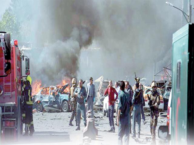 امریکا افغانستان کی دلدل میں مزید دھنسنے کو تیار!طویل قیام سے معیشت زیر بار