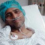 قومی ہیرو منصور احمد زندگی کی جنگ لڑنے میں مصروف