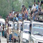 آسام کے مسلمانوں کو بے گھر کرنے کا منصوبہ