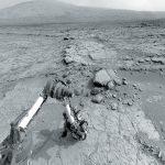 کریوسٹی روبوٹ نے مریخ پر 2ہزار دن مکمل کرلیے