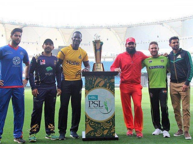 پاکستان سپرلیگ :کھیل شروع ،ٹیموں نے رنگ جمانا شروع کردیا