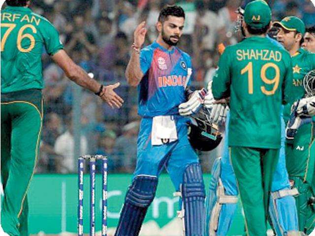 پا ک بھارت کرکٹ مقابلوں کے شائقین کے لیے اچھی خبر