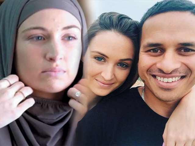 عثمان خواجہ سے شادی کے لیے غیر مسلم لڑکی کا قبول اسلام